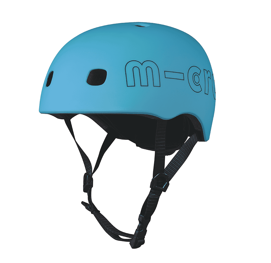 Micro Scooter Rétro ROCKET DELUXE CASQUE-Medium enfant équipement De Protection BN