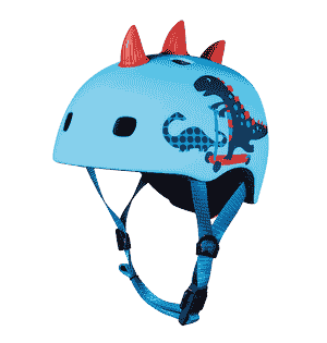 Micro Helm Scootersaurus 3D