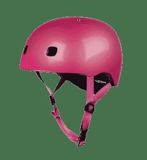 Micro Helm Raspberry Glossy