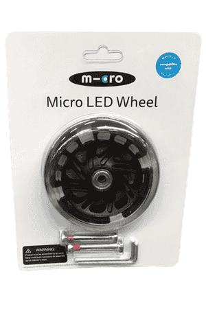 Micro LED Rad Maxi Micro vorne 120mm