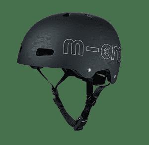 Micro Helm Schwarz V2