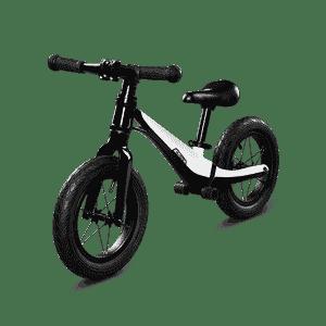 Micro Balance Bike Deluxe Pro Black / White