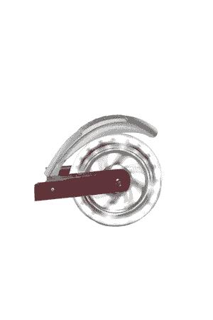 Micro LED Rad Sprite hinten 100mm